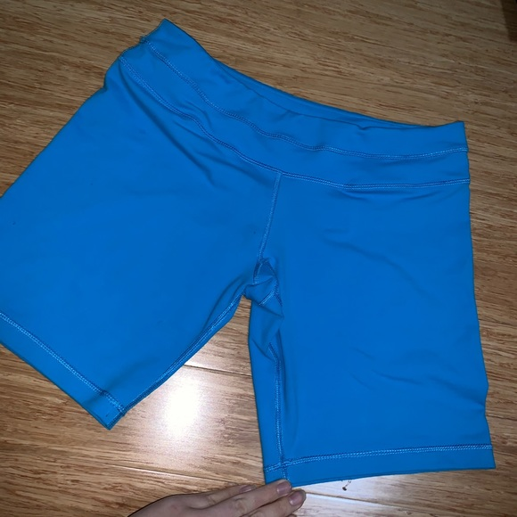 lululemon athletica Pants - !SOLD! lululemon blue shorts